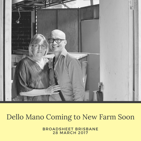 Deb and Bien Broadsheet Brisbane March 2017