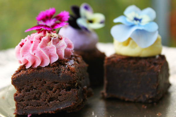 Dello Mano Luxury Spring Brownies