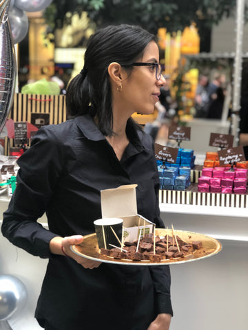 Dello Mano Luxury Brownie Sampling