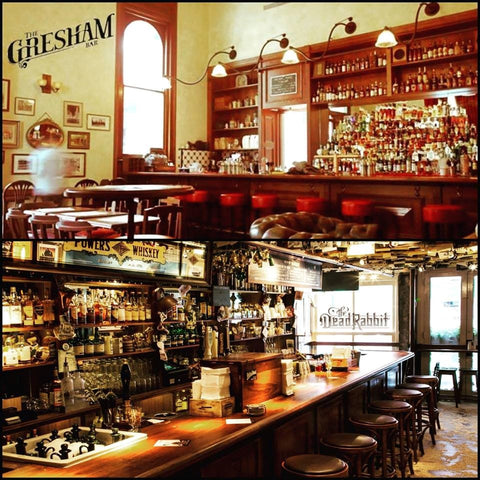 The Gresham Bar walking distance from the Tattersalls Arcade Brisbane