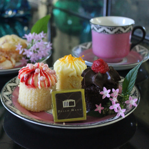 Dello Mano High Tea Home Delivery
