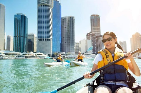 Brisbane Kayak tour