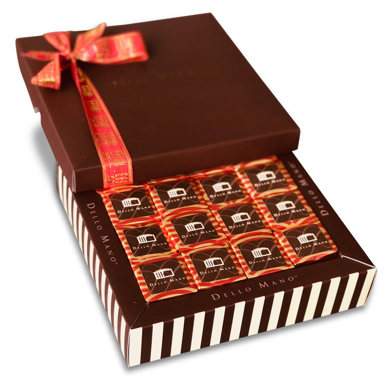 CHINESE NEW YEAR LUXURY BROWNIE GIFT BOX
