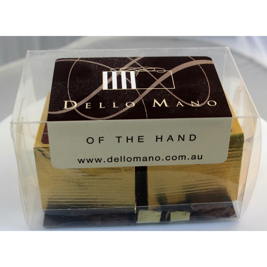 Dello Mano Luxury Brownies : 2 cube gift box BULK BUY - Dello Mano  - 3