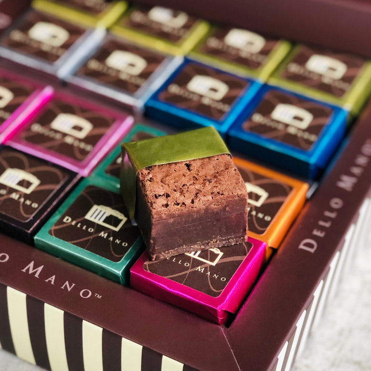 Chocolate Gift Box of Luxury Brownies - Signature Mixed