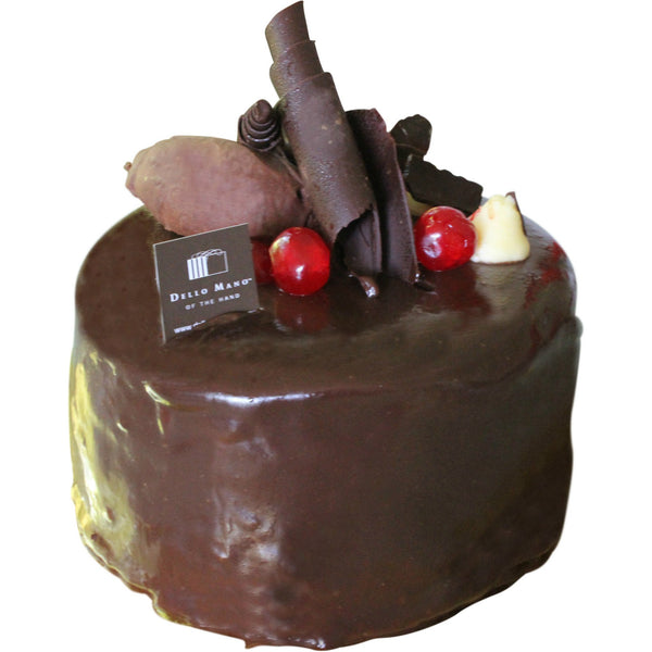Black Forest Cake - Dello Mano - Whole Cake -Cake Delivery or Click & Collect