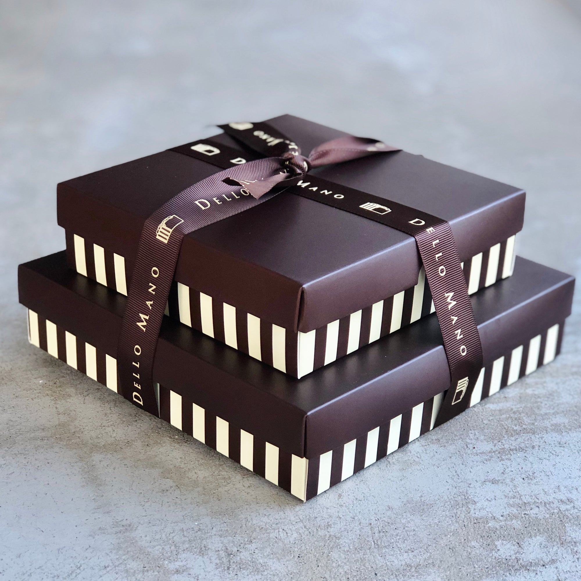 Chocolate Gift Box - Chocolate Lover gift - Brownies & Truffles
