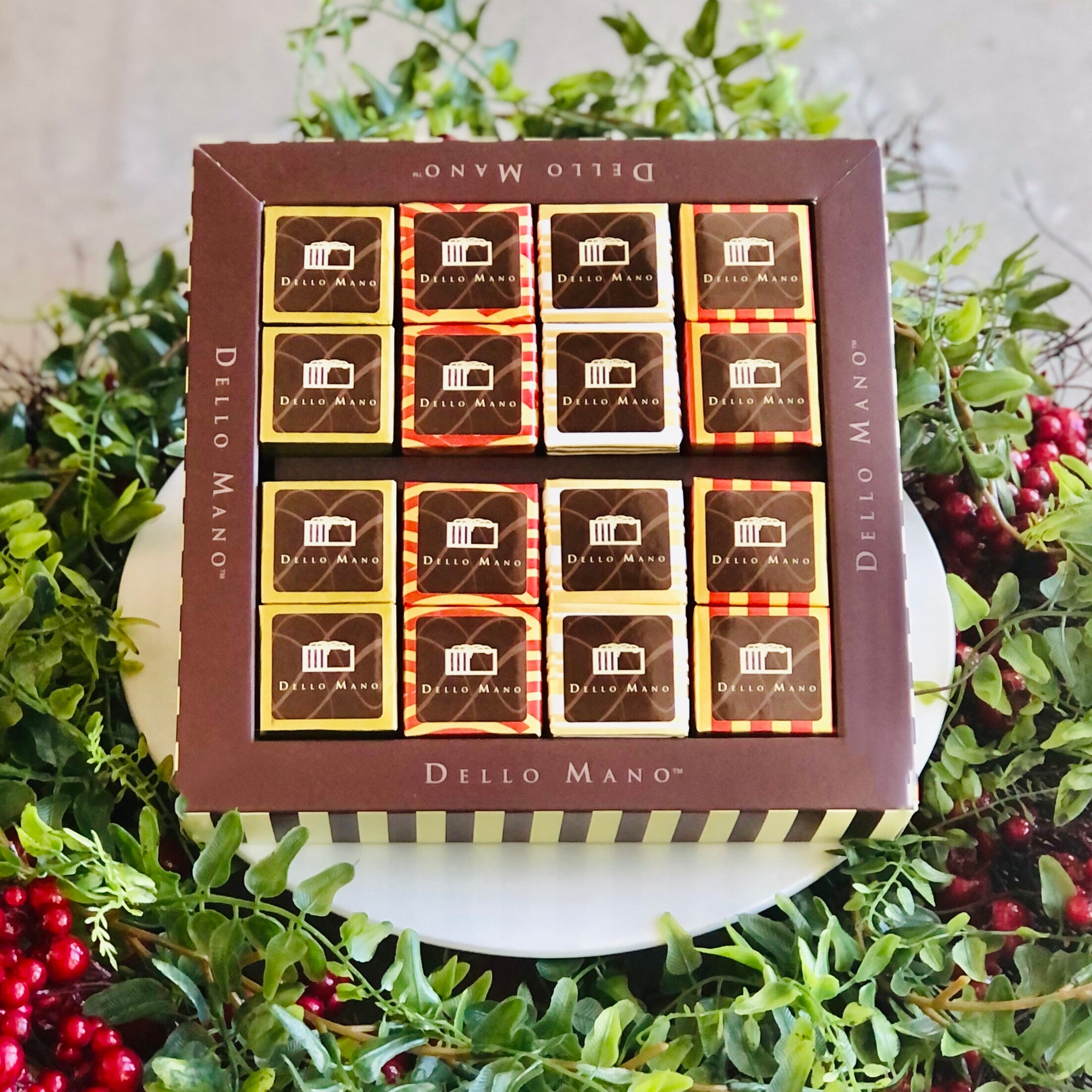 Christmas Luxury Brownie Sampler