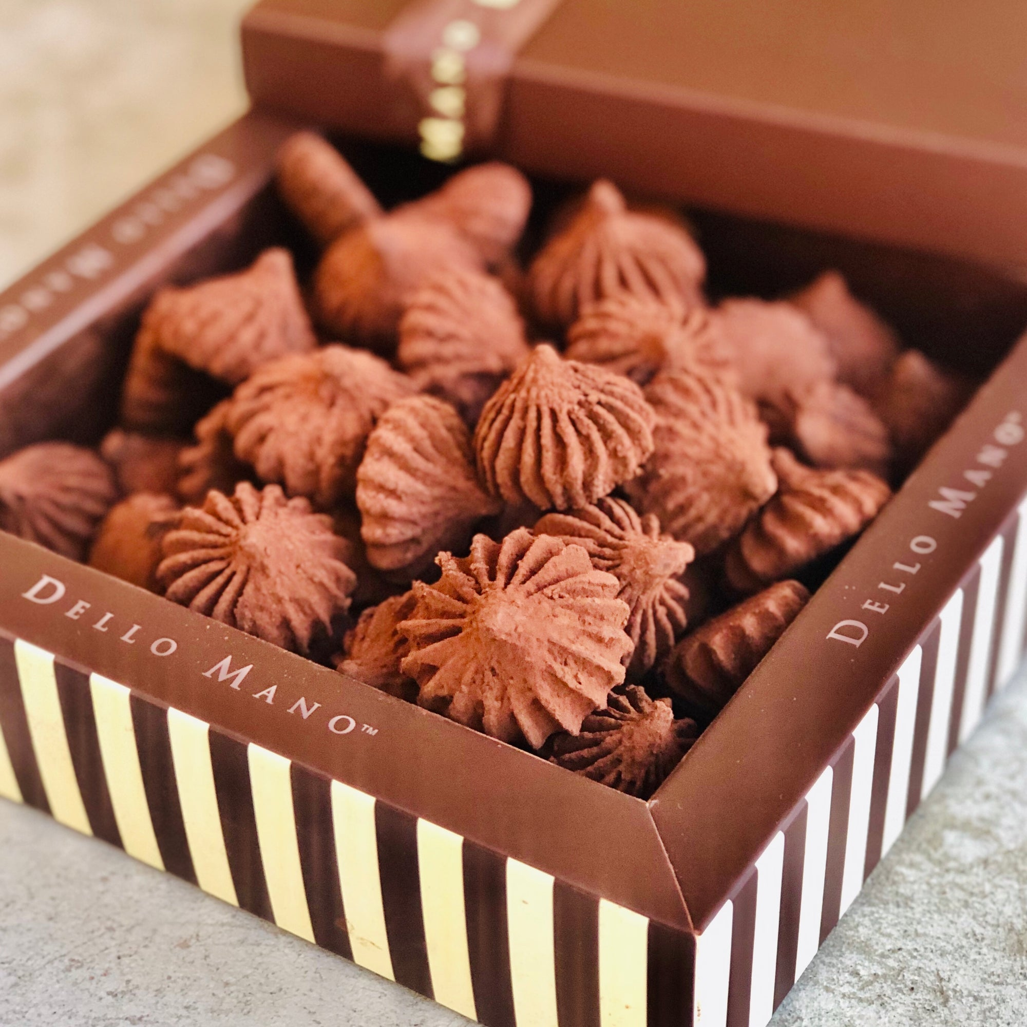 Truffles Espresso Chocolate Gift Box