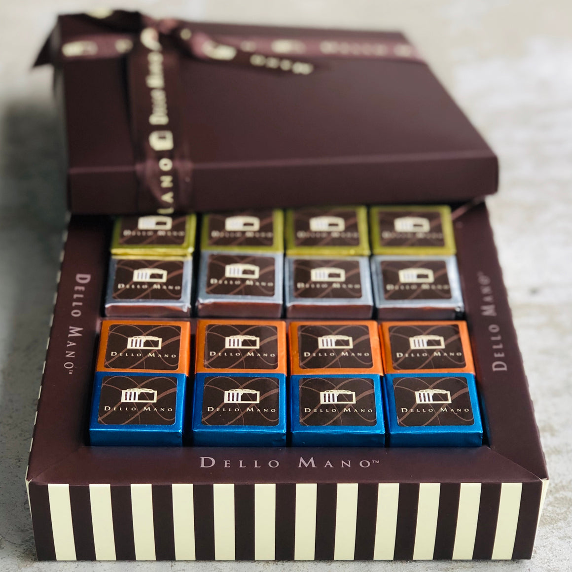Chocolate Gift Box Luxury Brownie - Favourites