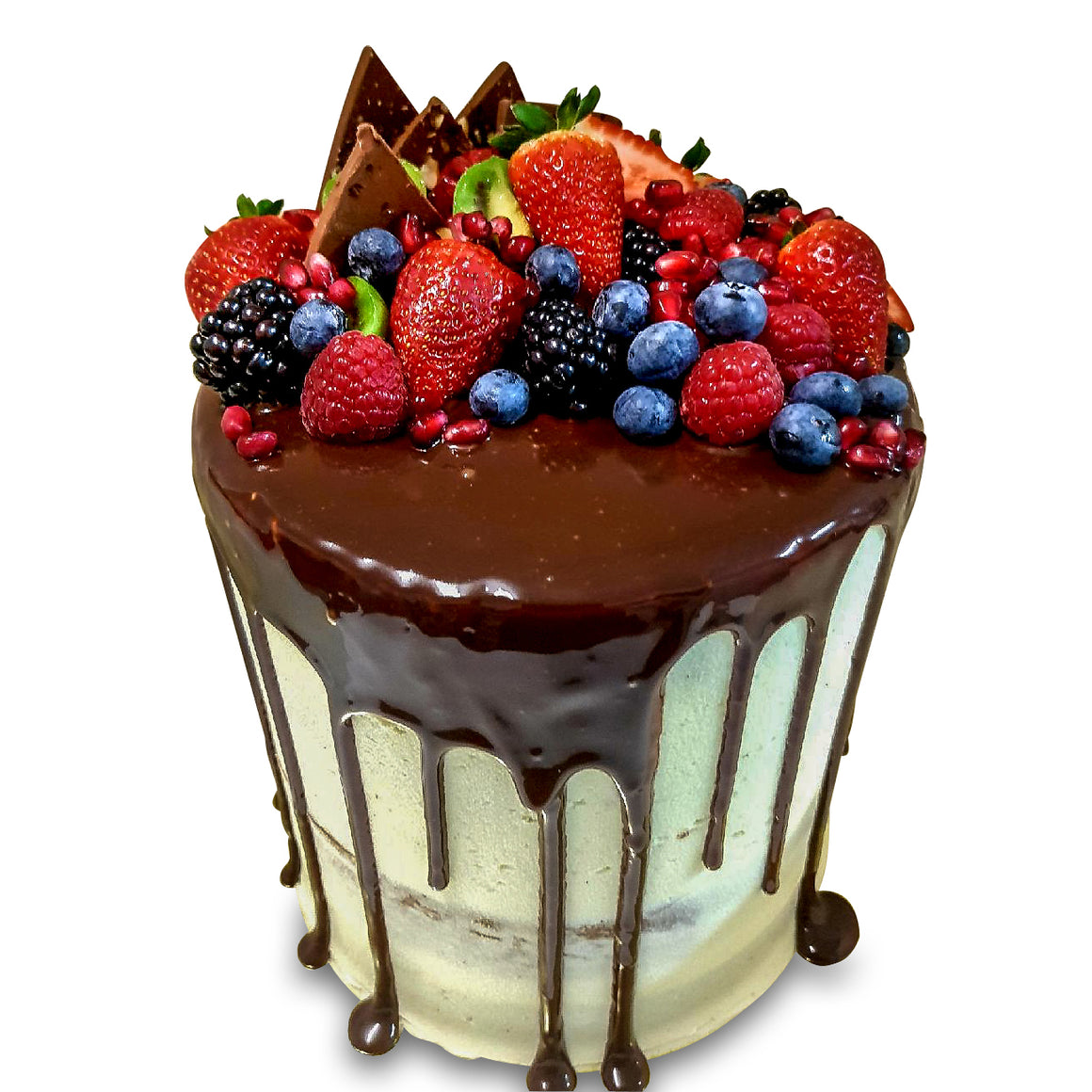 Fruity Celebration Drip Cake - Dello Mano - 1