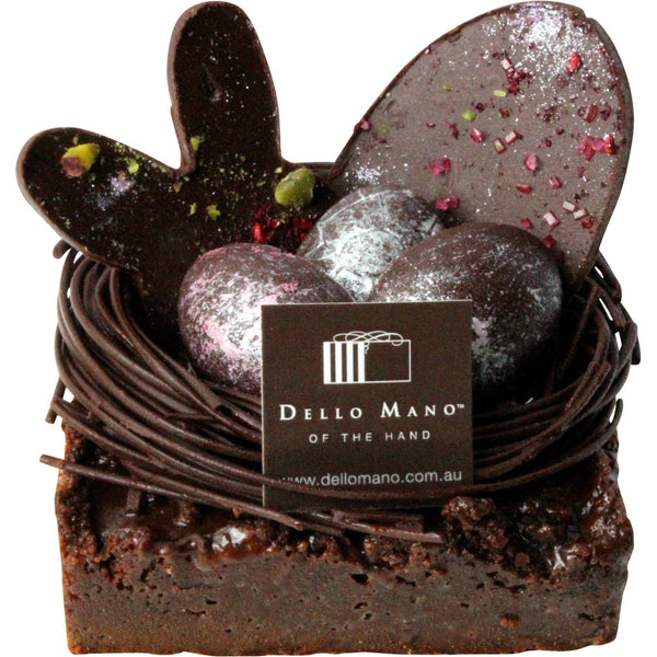 Easter Brownie Pie - Dello Mano  - 1
