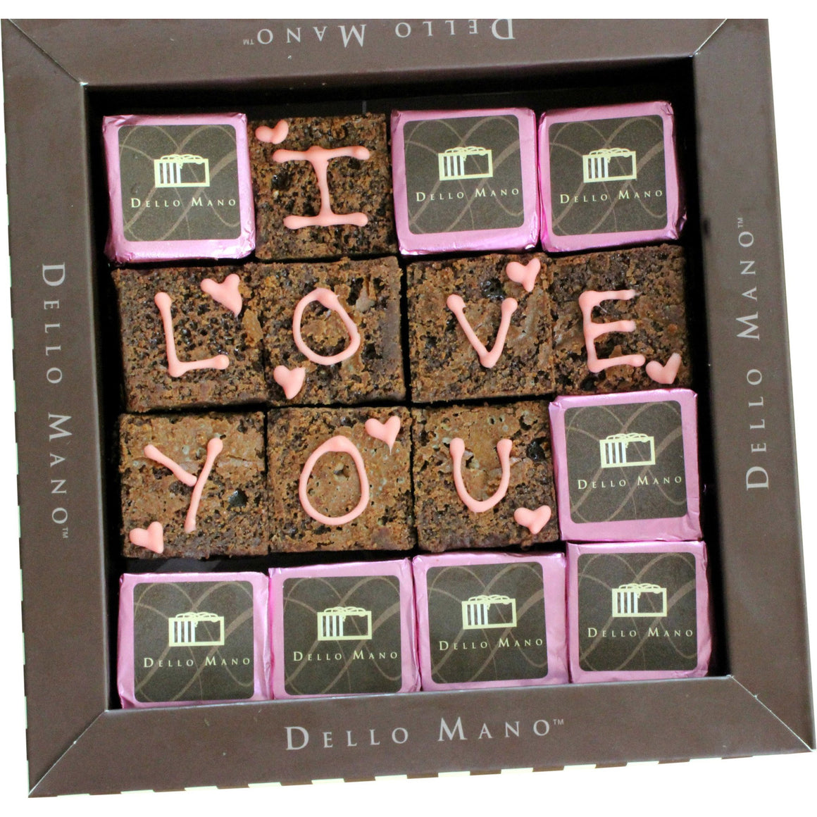 Valentine's Day I Love You Gift Box - Dello Mano  - 2