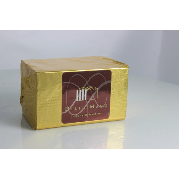 Dello Mano Luxury Chocolate Brownie Bar   :        BULK BUY - Dello Mano