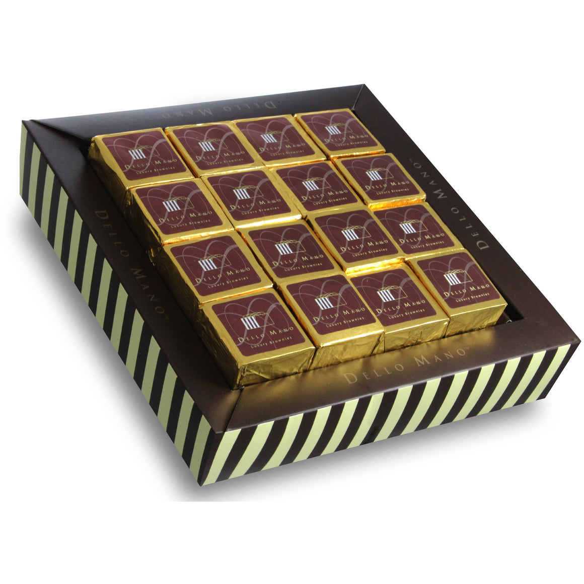Christmas Classic Luxury Brownie Gift Box
