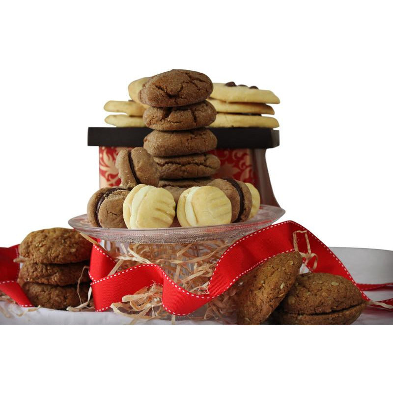 HAMPER  -  The Coloured Sands Cookie Hamper - Dello Mano
