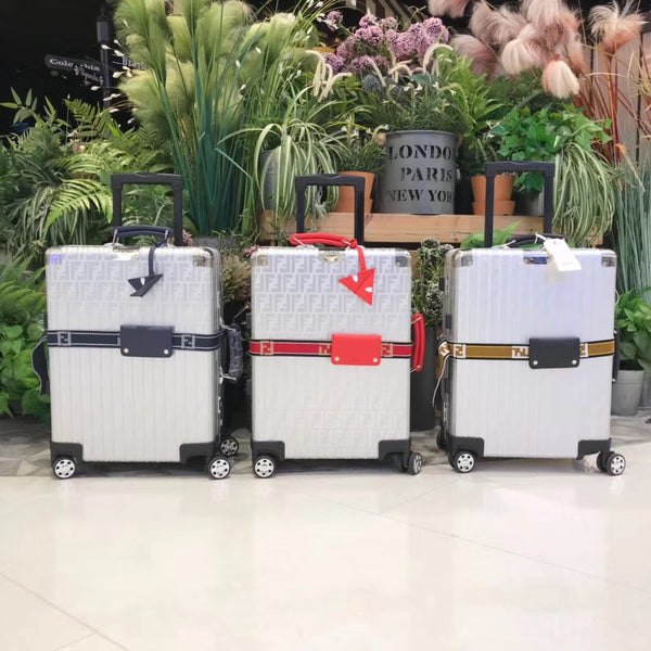 Aluminum Alloy Luggage - FF