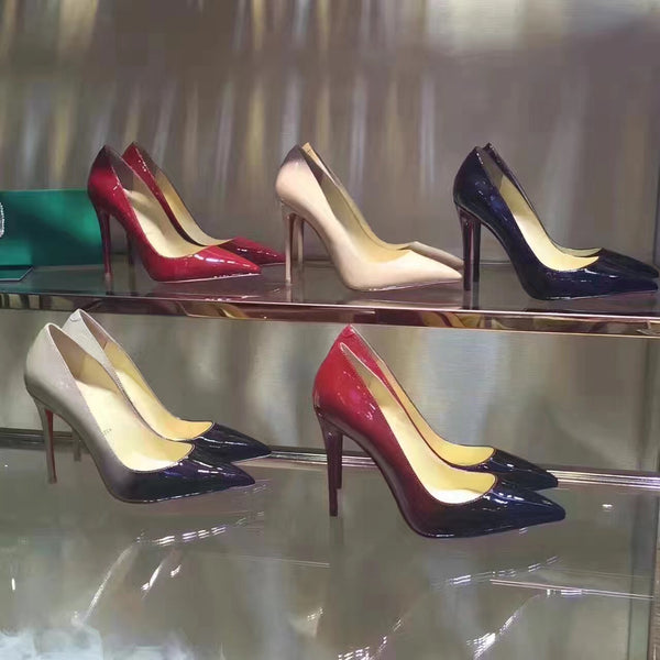Ombre 120mm Pumps