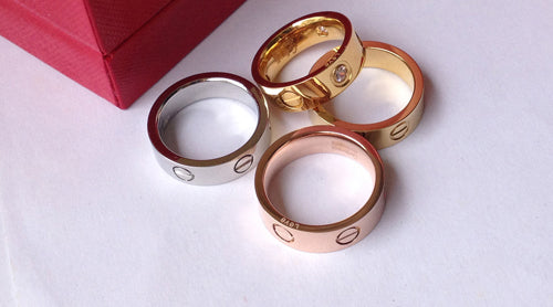 Gorgeous Love Ring