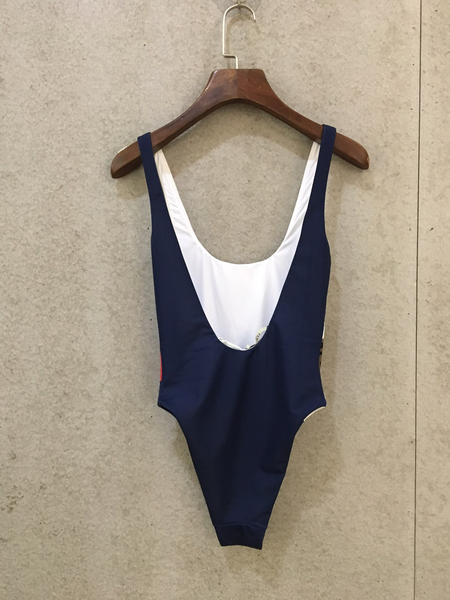 New Halter One-Piece Swimsuit