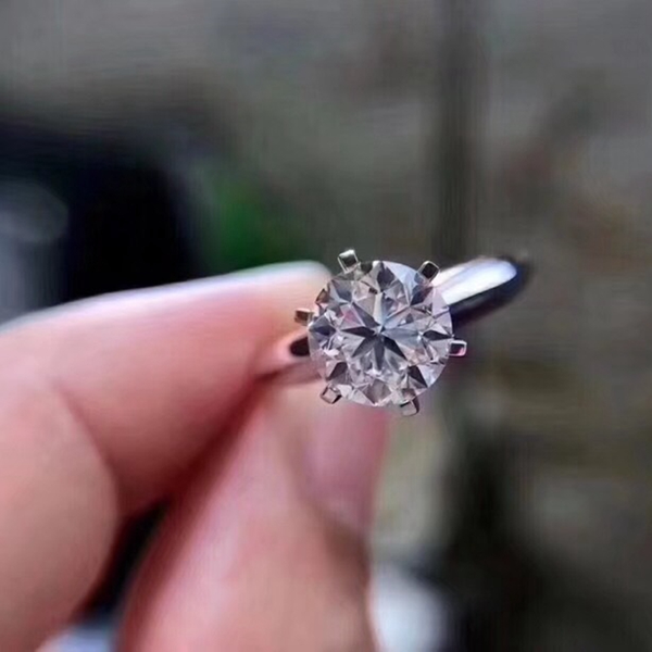 T&CO Engagement Ring