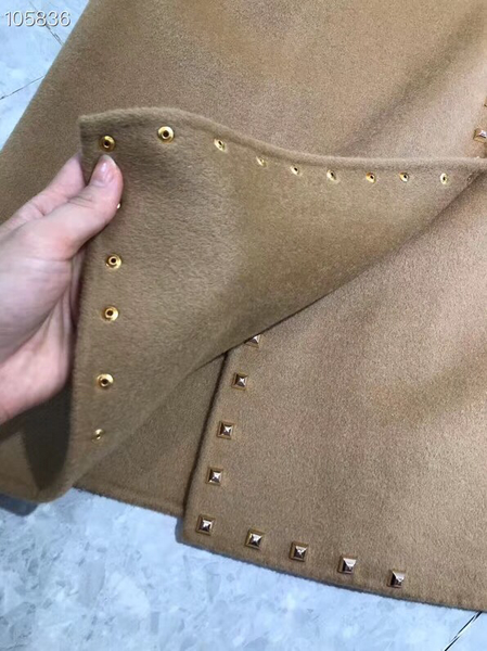 Studded Trench Coat