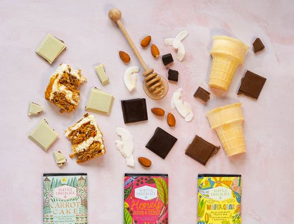 The Seattle Chocolate Spring Collection