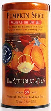 New from Republic of Tea