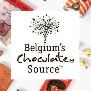 Belgium's Chocolate Source logo