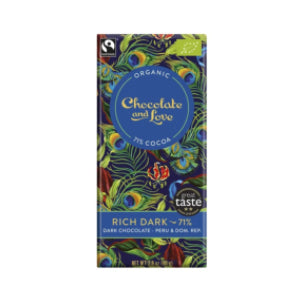 Chocolate and Love - Rich Dark 71%