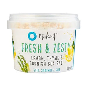 Cornish Sea Salts Co. fresh & zesty