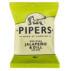 Pipers Crisps made by farmers