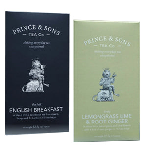 Prince & Sons Tea Co.