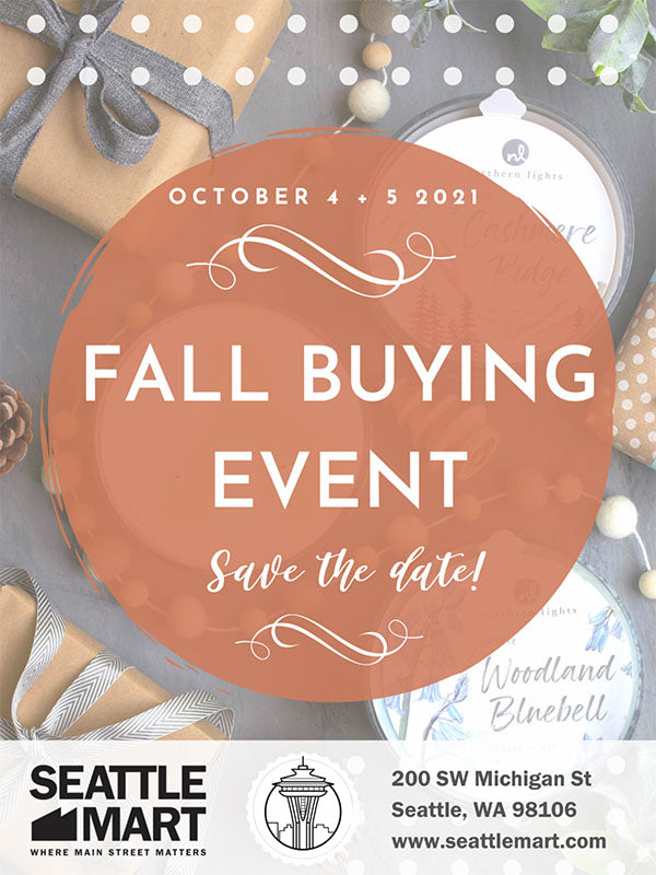 Fall Buying Event