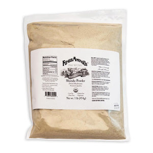 FungusAmongUs dried shiitake powder