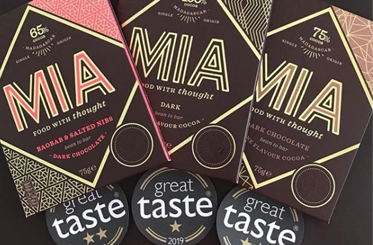 Belgium's Chocolate Source MIA great taste award