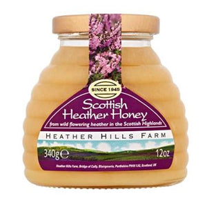 Heather Hills Farms Scottish Heather Honey