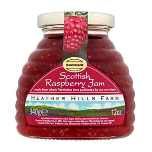 Heather Hills Farms Scottish Rapsberry Jam