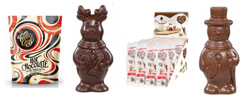 Belgium's Chocolate Source Holiday Products