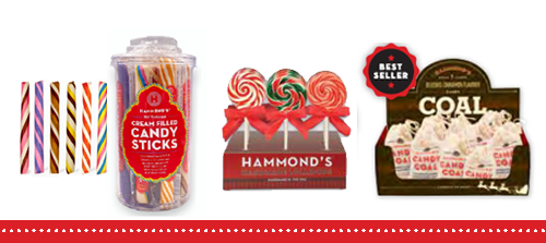 Hammonds Holiday Products