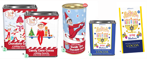 McSteven's Holiday Products