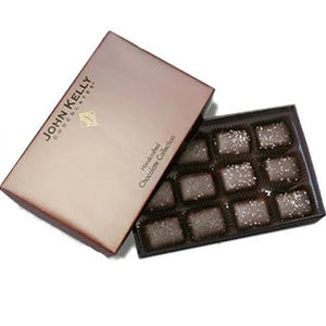 John Kelly Chocolates handcrafted chocolate collection