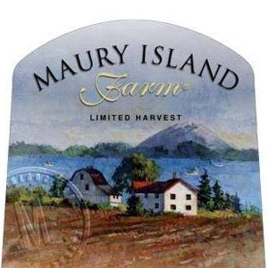 Maury Island Farms logo