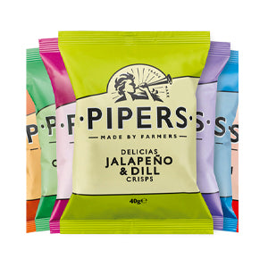Pipers Crisps taster box