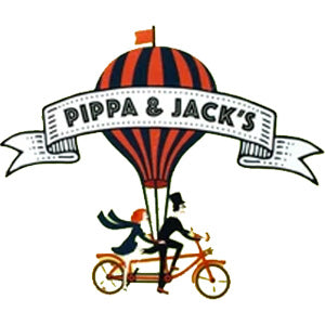 Pippa & Jack's English Toffee logo