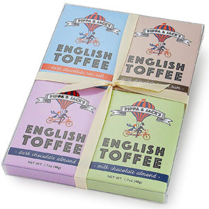 Pippa & Jack's English Toffee