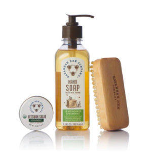 Savannah Bee Company hand soap