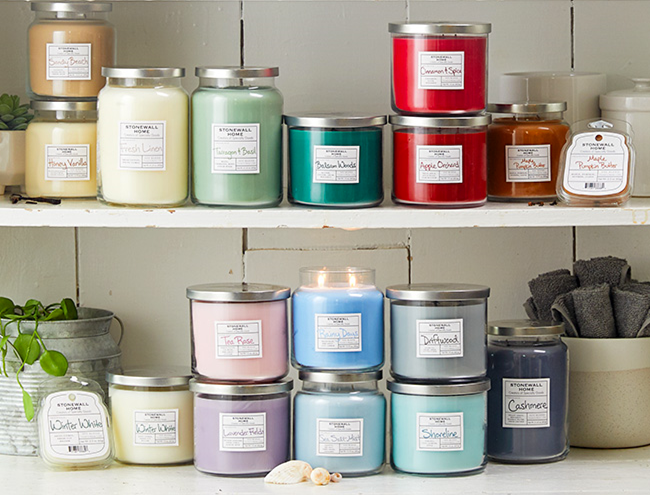Stonewall Home Candles