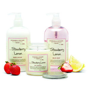 Stonewall Kitchen strawberry lemon fine homekeeping