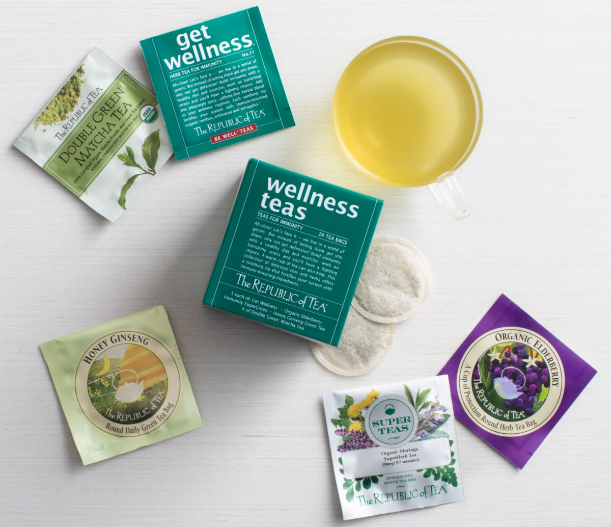 Wellness Collection by The Republic of Tea
